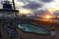 1179 30-11 sunset on board