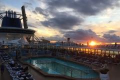 1180 30-11 sunset on board
